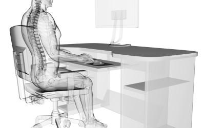 Rückenschmerz und Bewegung