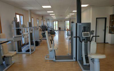Praxis Erweiterung und neues Medizinisches Trainingszentrum