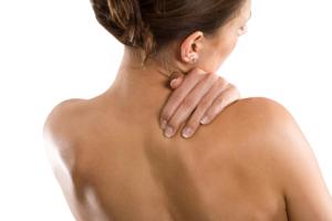 Nackenbeschwerden